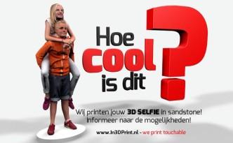 In 3D Print - Selfie